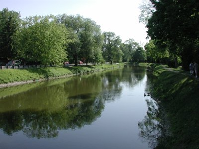 The Canal in Broad Ripple